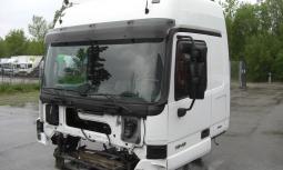 gebraucht Fahrerhaus Megaspace MP 2 aus 2007 MERCEDES