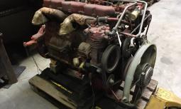 Getriebe gebr. f. Betonmischer S6-65+GV